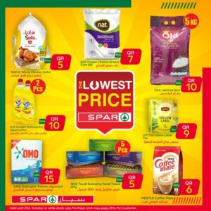 Spar The Lowest Price Weekend Offers